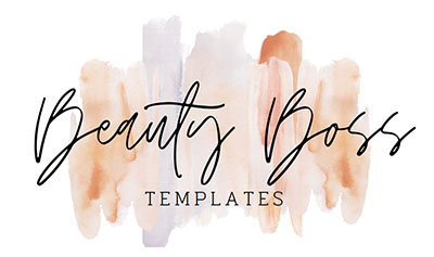 Beauty Boss Templates Sales Emails