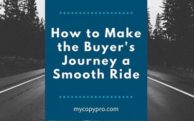 How to Make the Buyer Journey a Smooth Ride